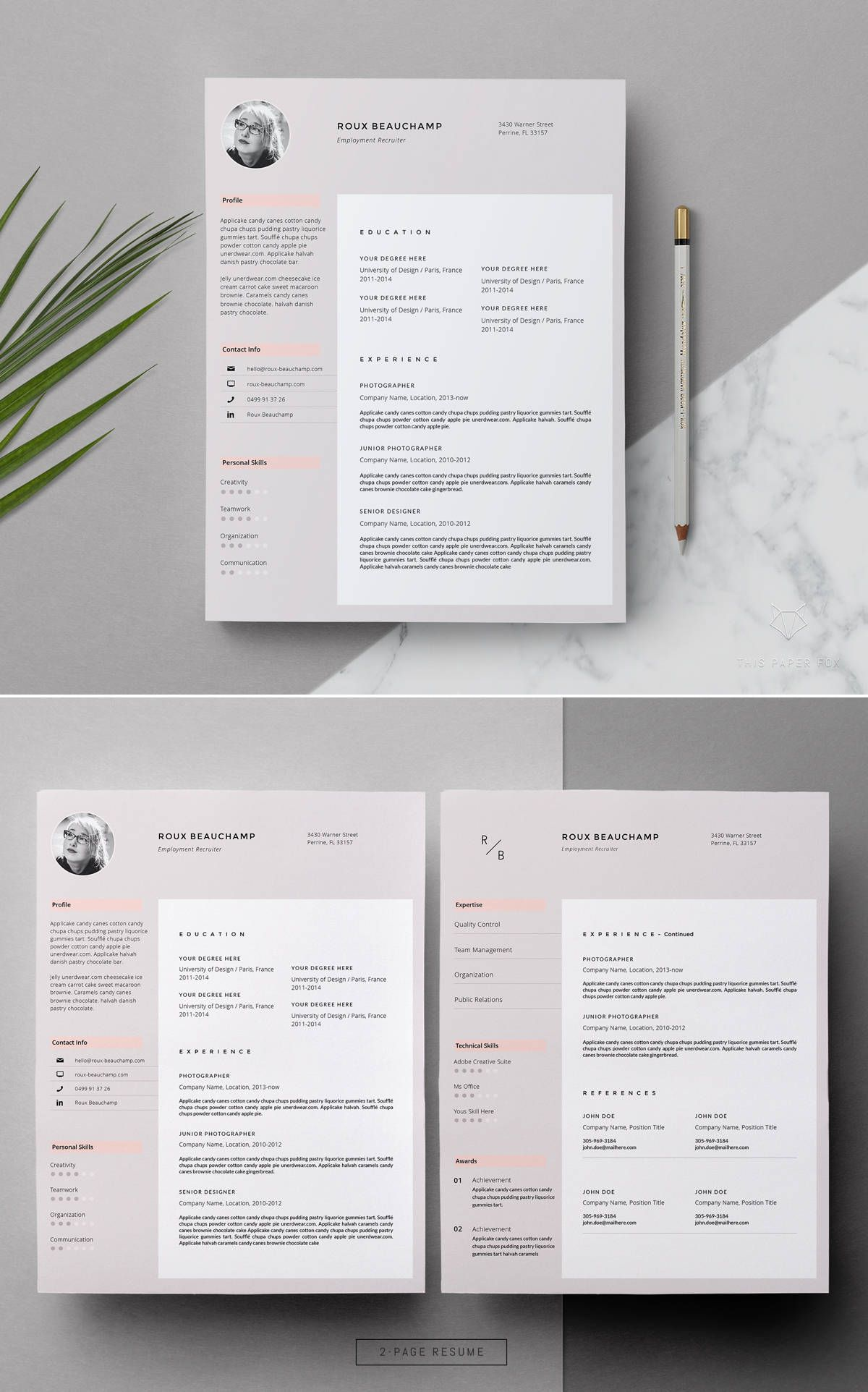welcome to this paper fox boutique design studio with we