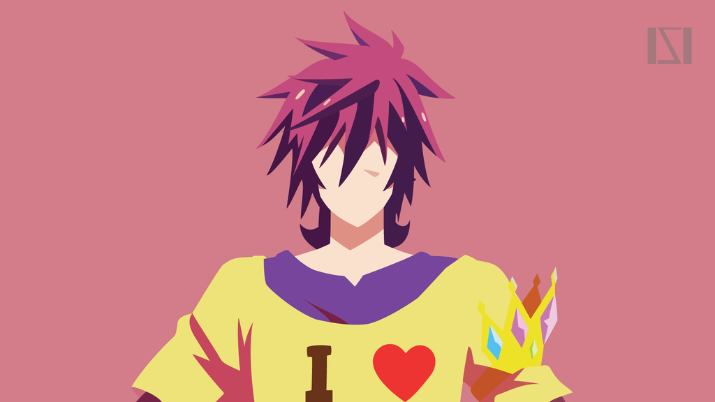 Sora No Game No Life By Isinho On Deviantart Games