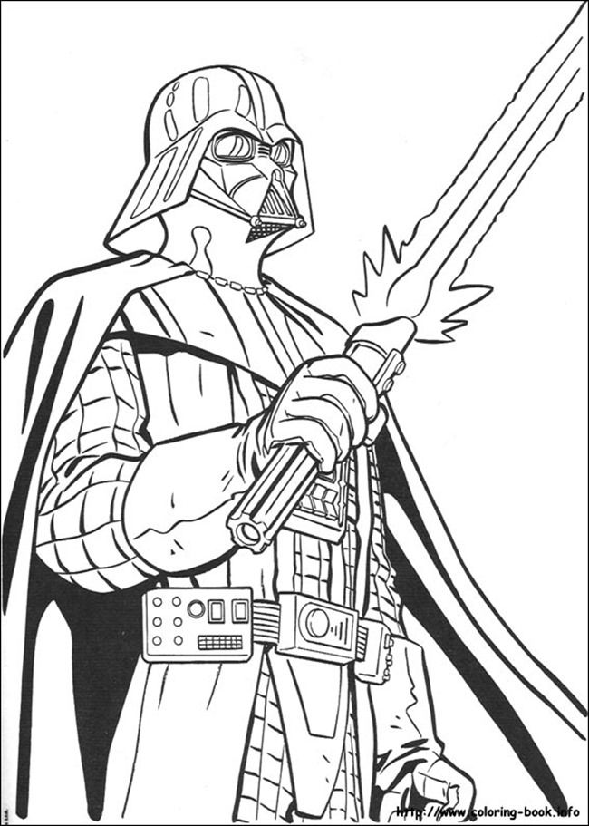 star wars printable coloring pages # 0