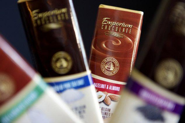 Chosen Chocolate Bar Packaging Design