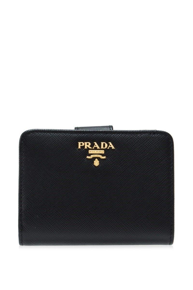 a2dce1ffbce001 Prada - Prada Saffiano Metal Wallet | Reebonz Prada Wallet, Small Leather  Goods, Real