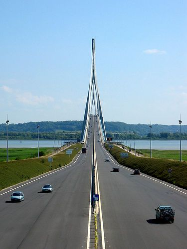 Pont De Normandie-- France (2011)