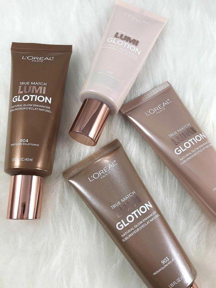 Makeup Revolution Liquid Highlighter Swatches Drugstore
