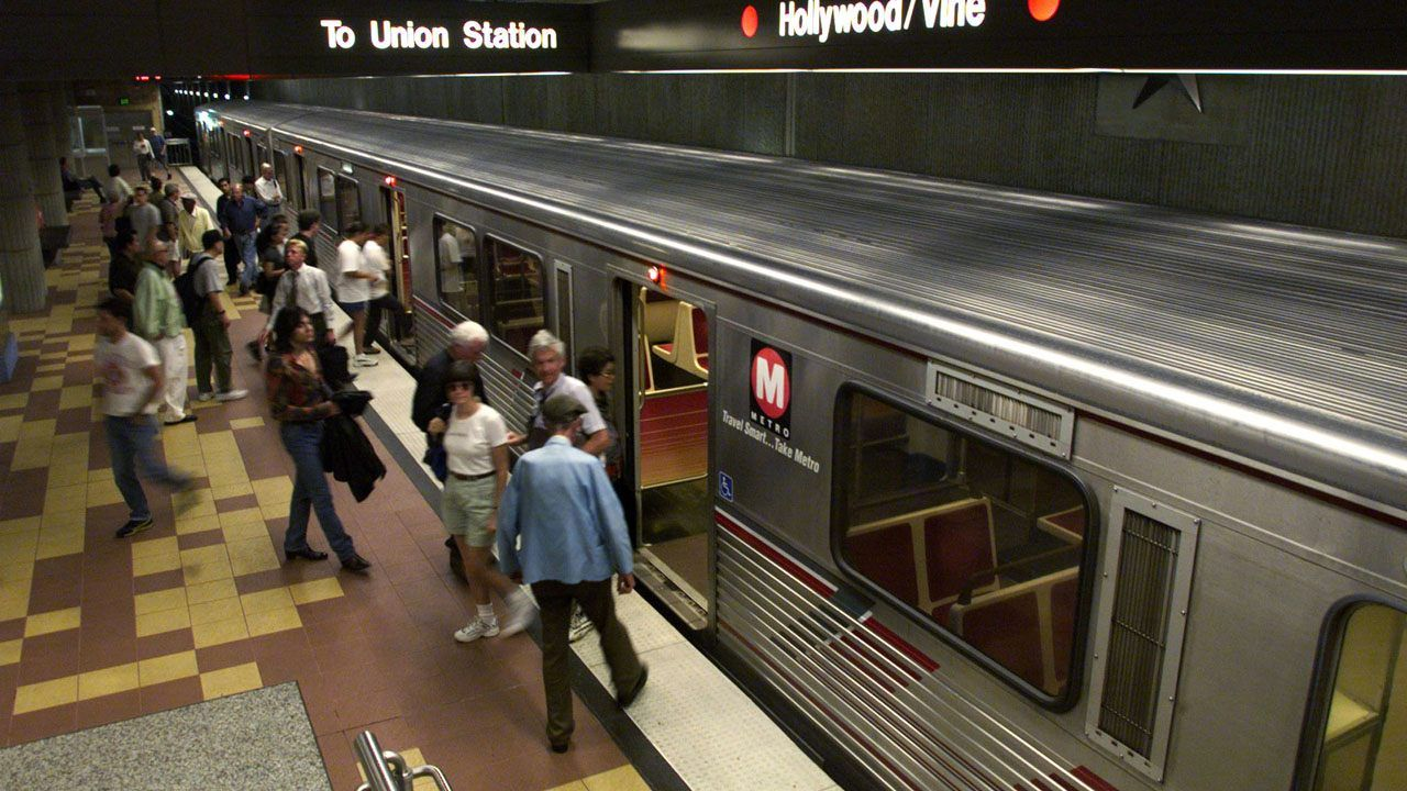 Homeless May Get Mobile Showers At Los Angeles Metro Stations