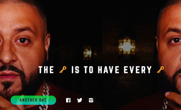 Dj Khaled Quotes Magnificent This Site Has All Of Dj Khaled's Inspirational Quotes And It's