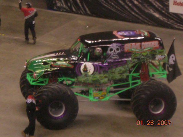 Grave Digger   Monster trucks, Toy car, Monster jam
