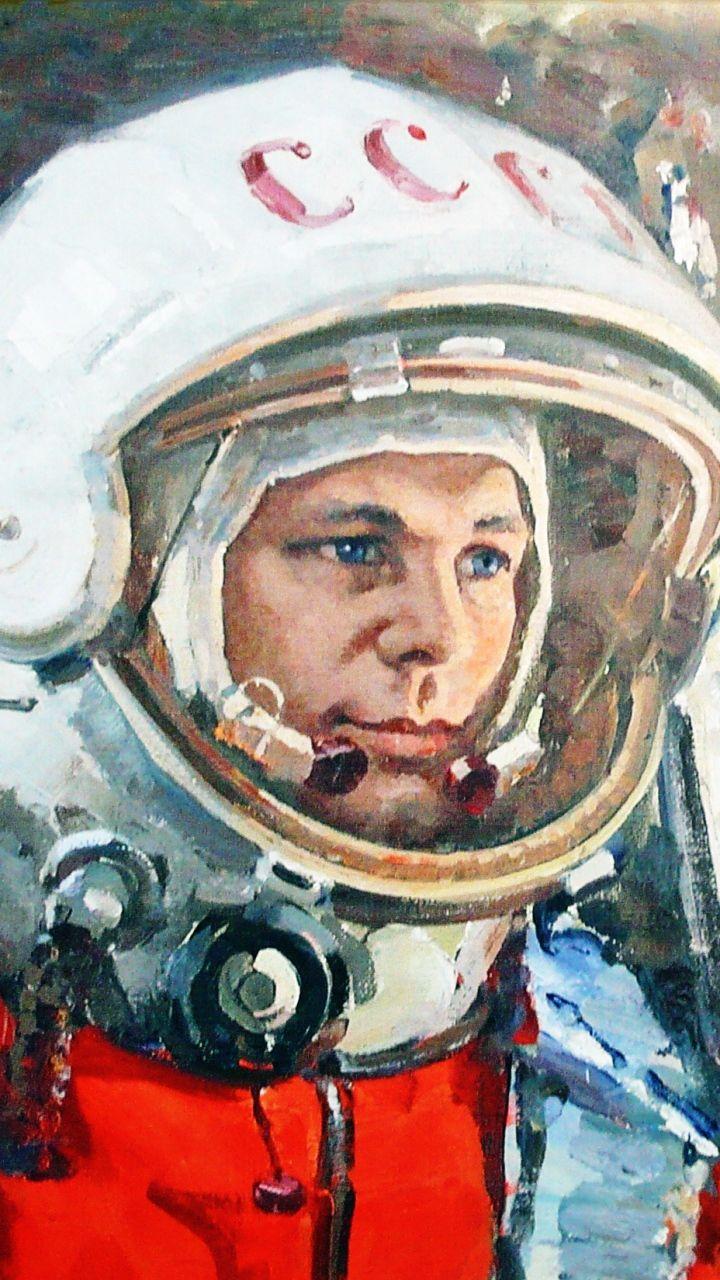 Photo Moon Good Heat Preservation Russian Postcard 1962 Soviet Space Program Interplanetary Station
