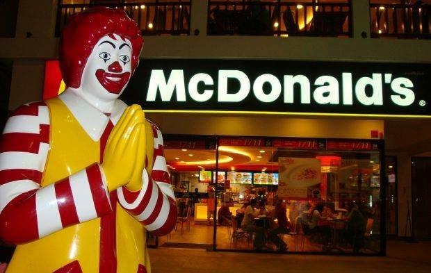 ماكدونالدز 10 ملايين جنيه تكلفة مبادرة الشركة لتطوير التعليم بعزبة خير الله Free Mcdonalds Free Food Free Food Coupons