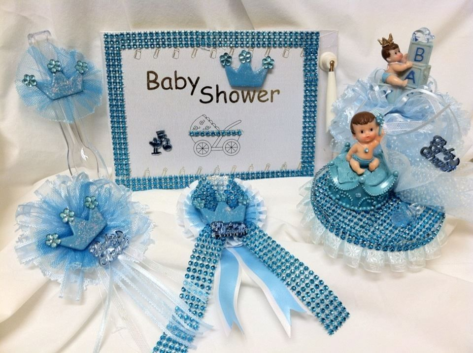 The perfect items for your little prince to be baby shower guest the perfect items for your little prince to be baby shower guest book cake solutioingenieria Image collections