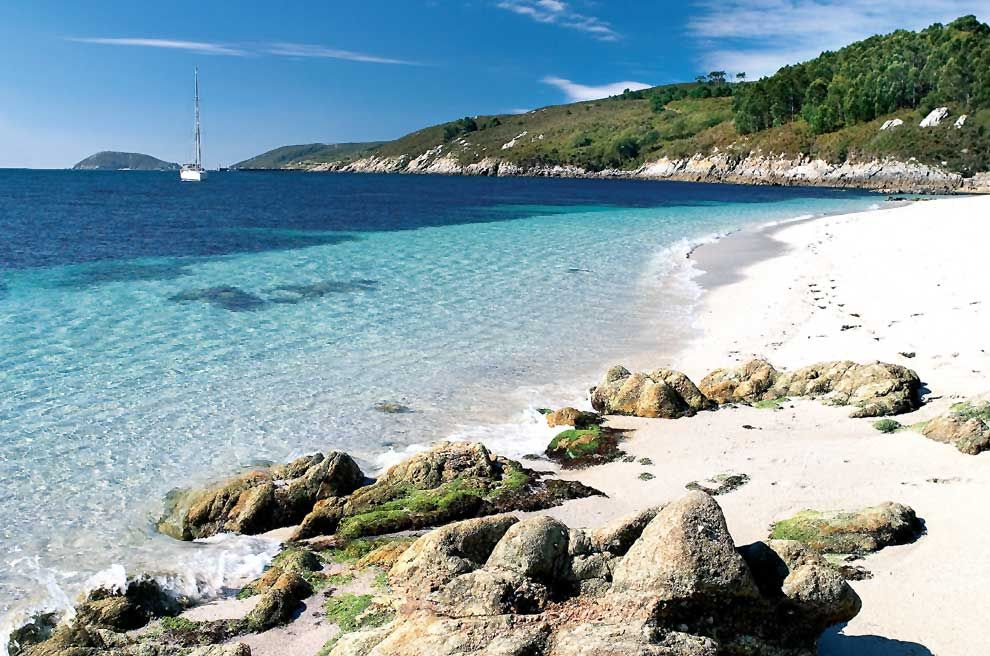Beaches of galicia spain tourism and park beaches of galicia publicscrutiny Image collections