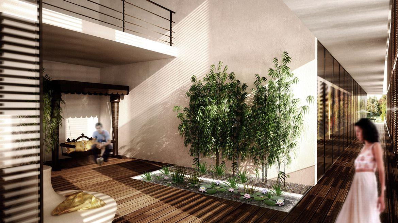 Blocher Blocher Partners villa india by blocher blocher partners the of living