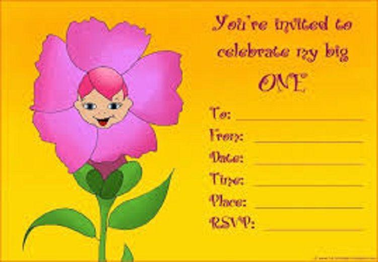 Unique Birthday Invitation Hindi Card Party Ideas Invitations