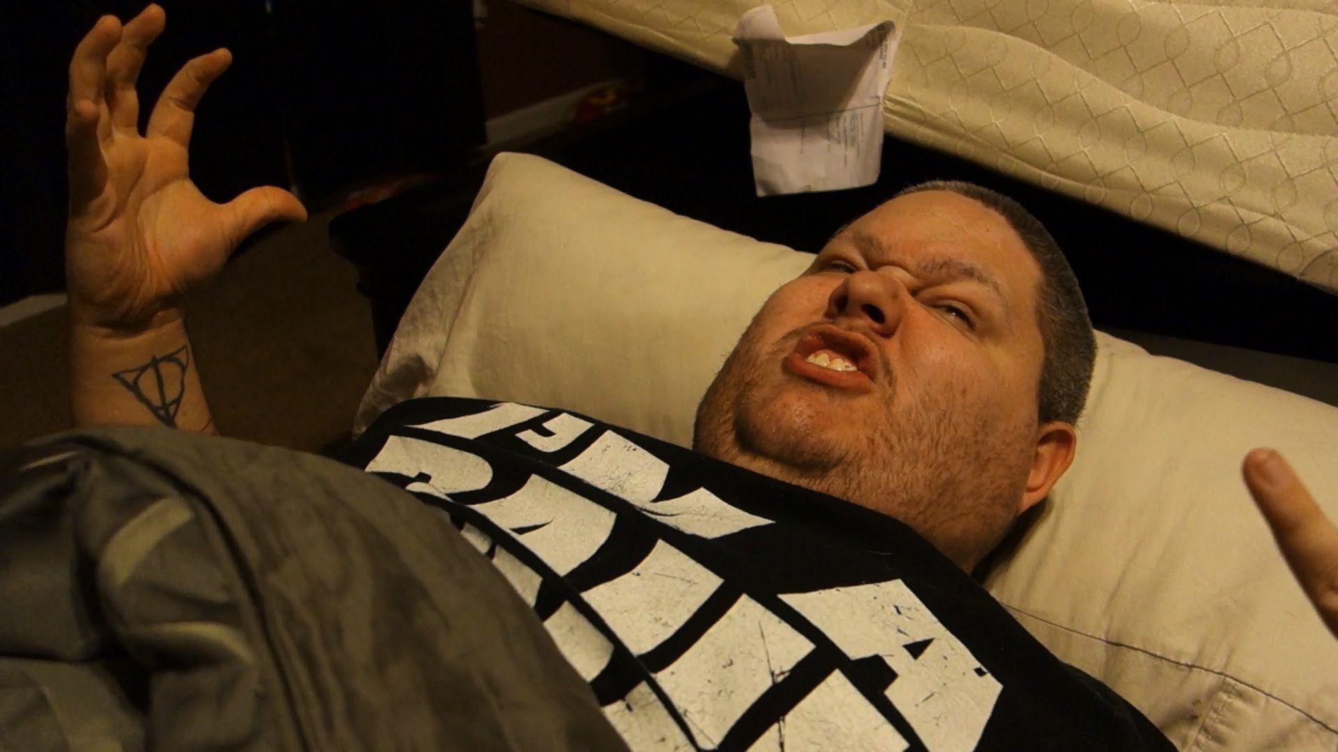 PICKLEBOY'S SICK!! (HALLOWEEN WHOPPER PRANK) | Angry Grandpa ...