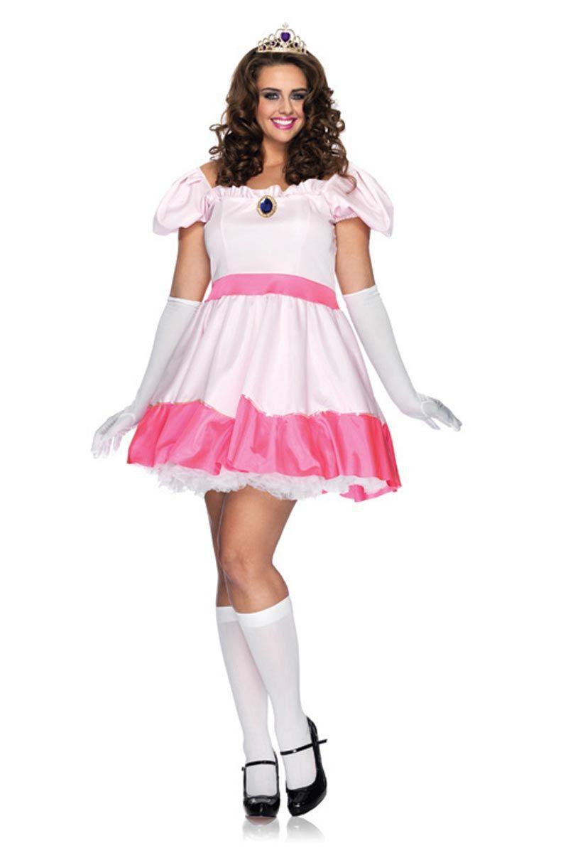 Plus Size Costumes - Pink Princess  sc 1 st  Pinterest & Plus Size Costumes - Pink Princess | Sexy Plus Size Costumes ...