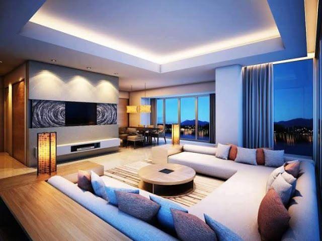 67 Gambar Ruang Tamu Mewah dan Elegan Untuk Rumah Idaman ...