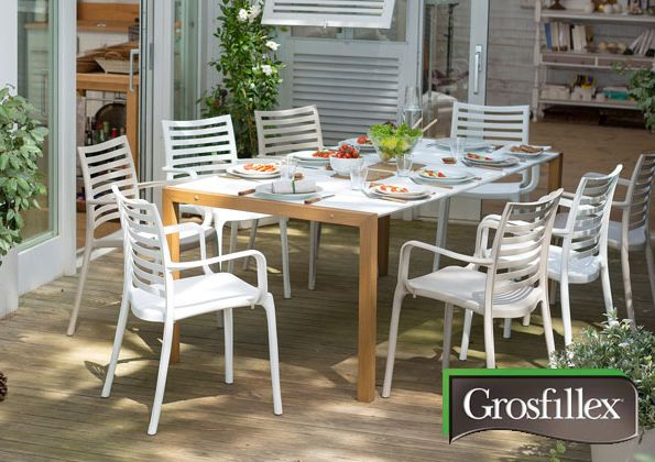 GROSFILLEX / LE MOBILIER OUTDOOR MADE IN FRANCE | Grosfillex ...
