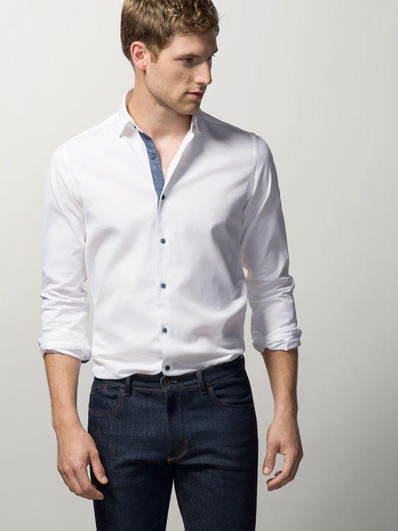 Ver todo - Camisas casual - MEN - España - Massimo Dutti