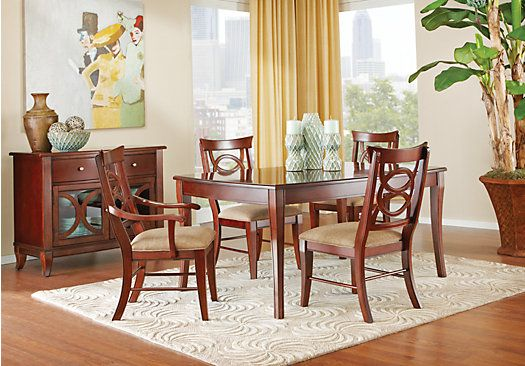 Shop for a Davila 7 Pc Dining Set at Rooms To Go. Find