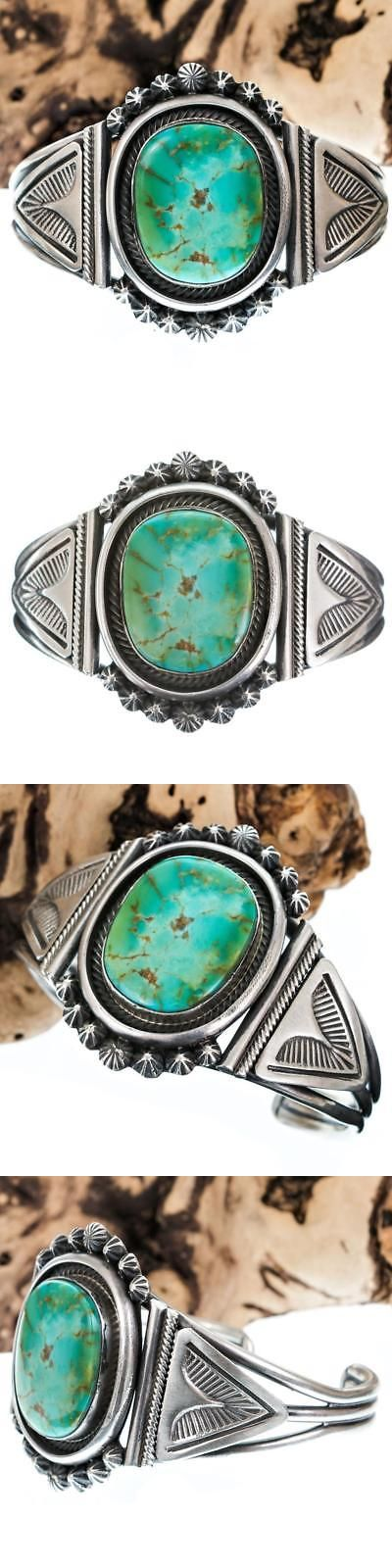 bracelet sale navajo lots auctions silver number turquoise and lot