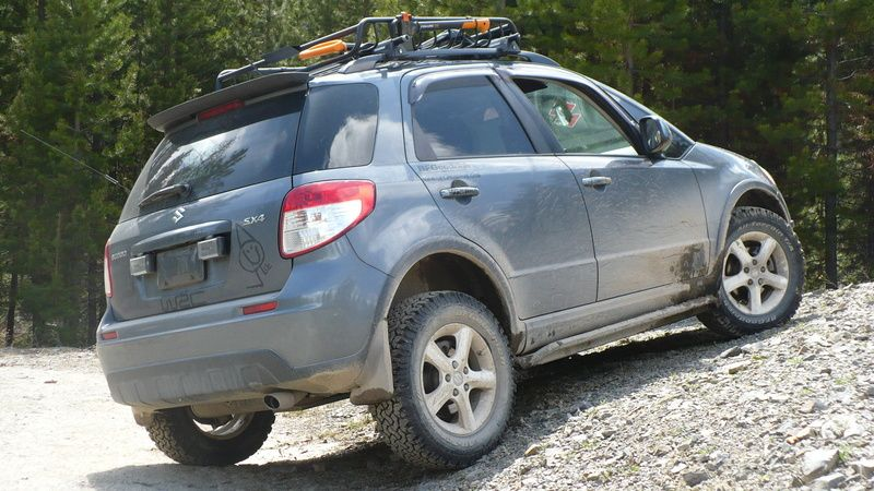 Officially moving from Hawaii to Ohio... and taking my sx4