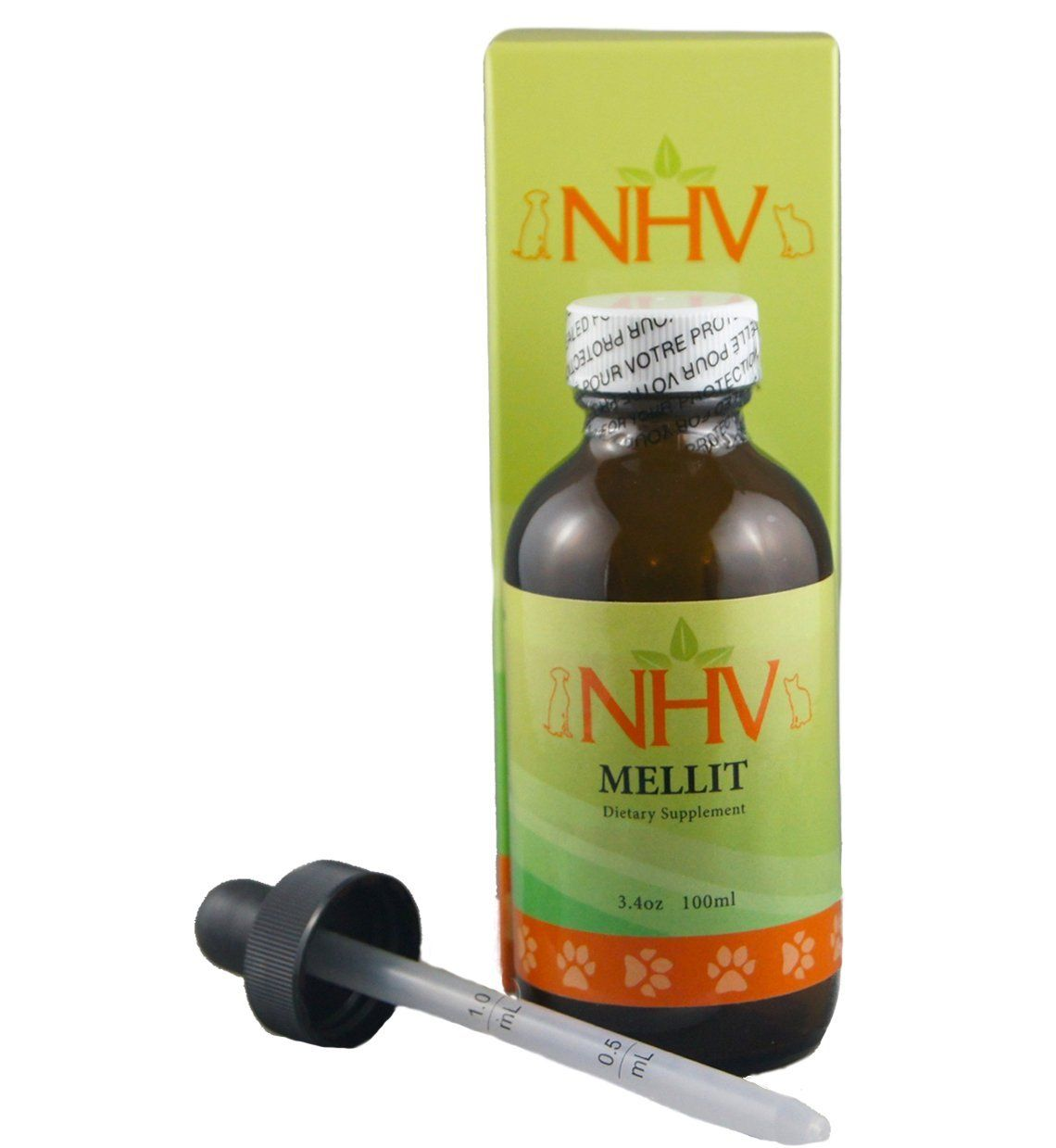 Nhv mellit all natural support for diabetes mellitus and