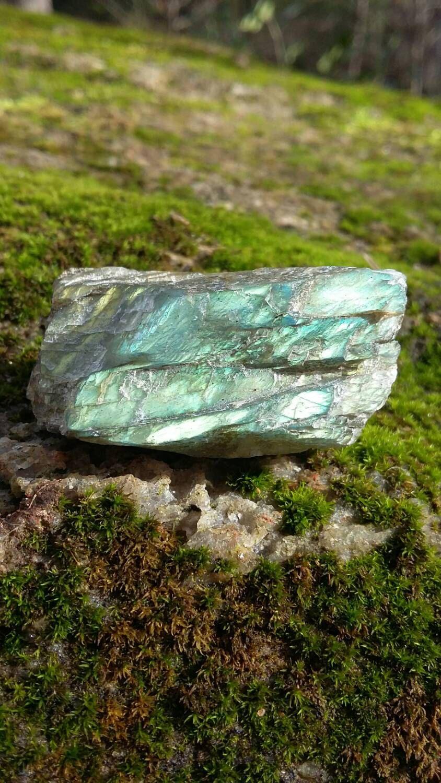 Rough Labradorite Specimen 20 grams, 100 carats