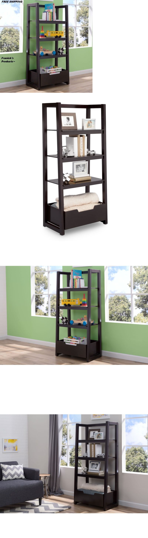 Bookcases Bookshelves Kids Bedroom Bookcase Shelf Child