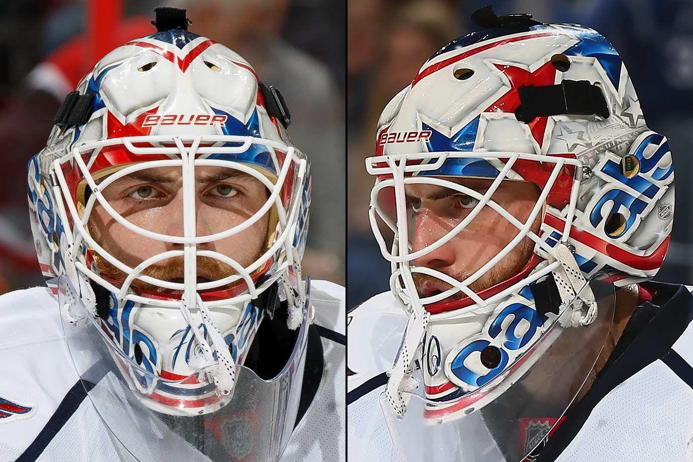 Washington Capitals Braden Holtby Nhl Goalie Mask 2016 Goalie Mask Goalie Hockey Goalie