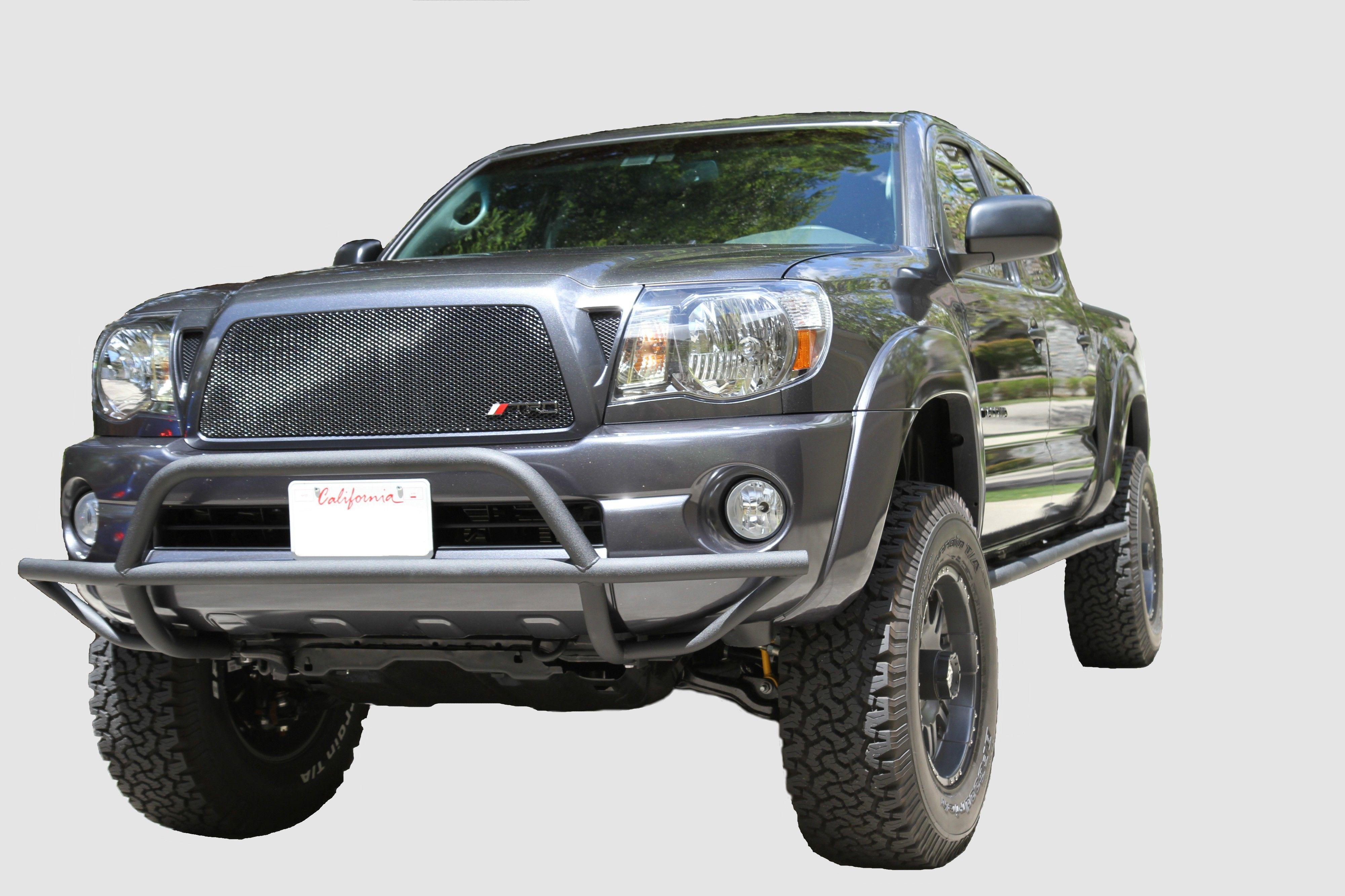 2005 2011 toyota tacoma front bumper guard