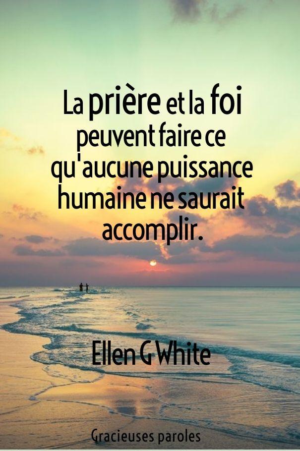 La Priere Et La Foi Priere Vie Chretienne Spiritualite