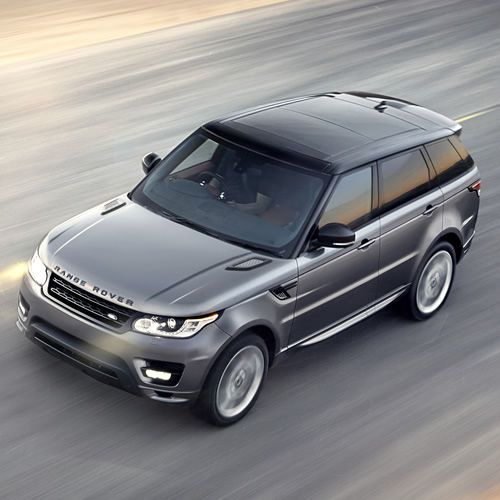 2018 Range Rover Supercharged: 2014 Range Rover Sport
