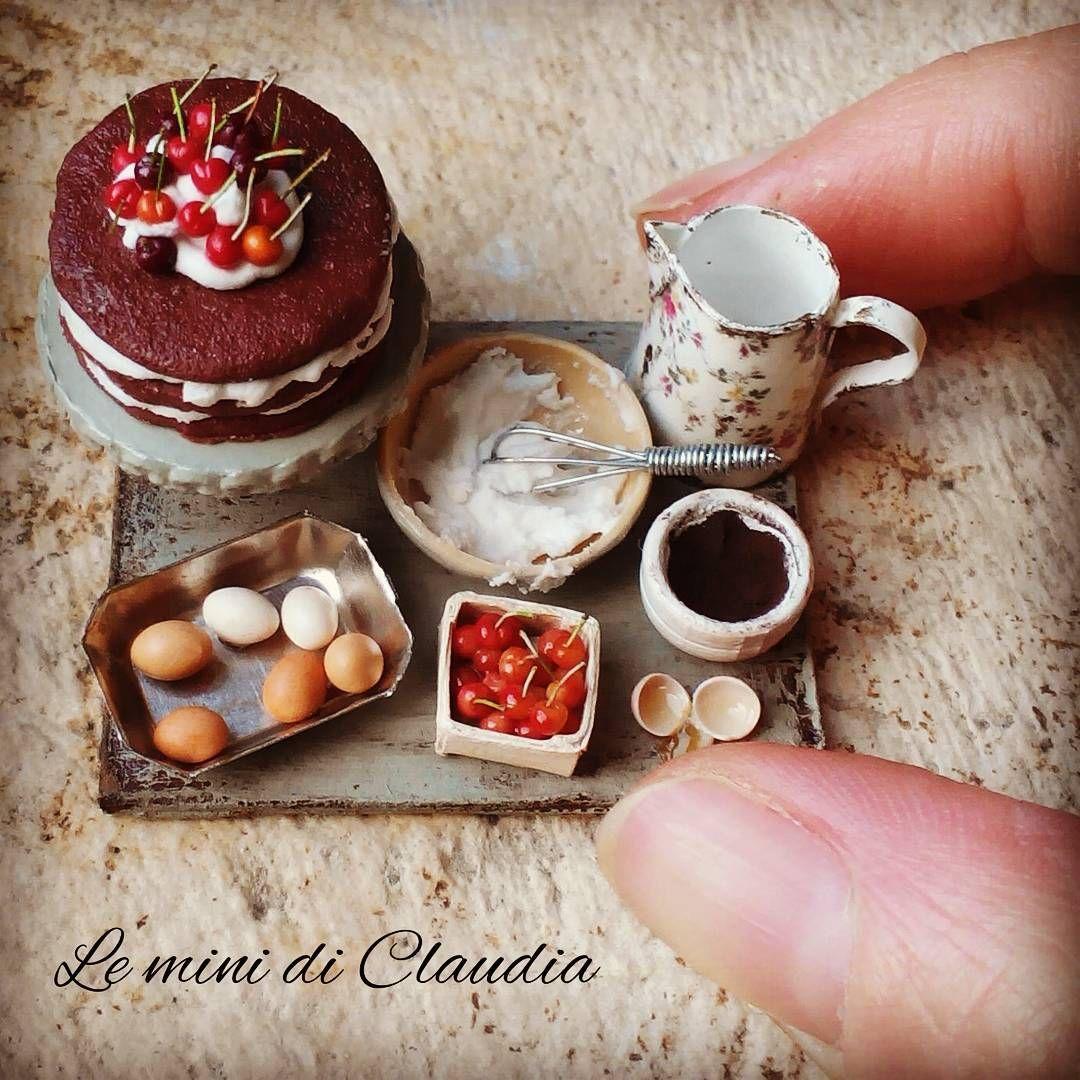 Mini Chocolate Chip Cookie Jar maison de poupées échelle 1//12 Fait Main
