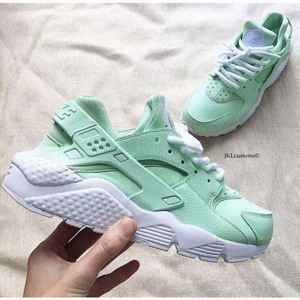 6e955df5be6ac Mint Nike Huarache Nike Huarache Unisex Mint Mint Green Huarache Nike...  ( 177