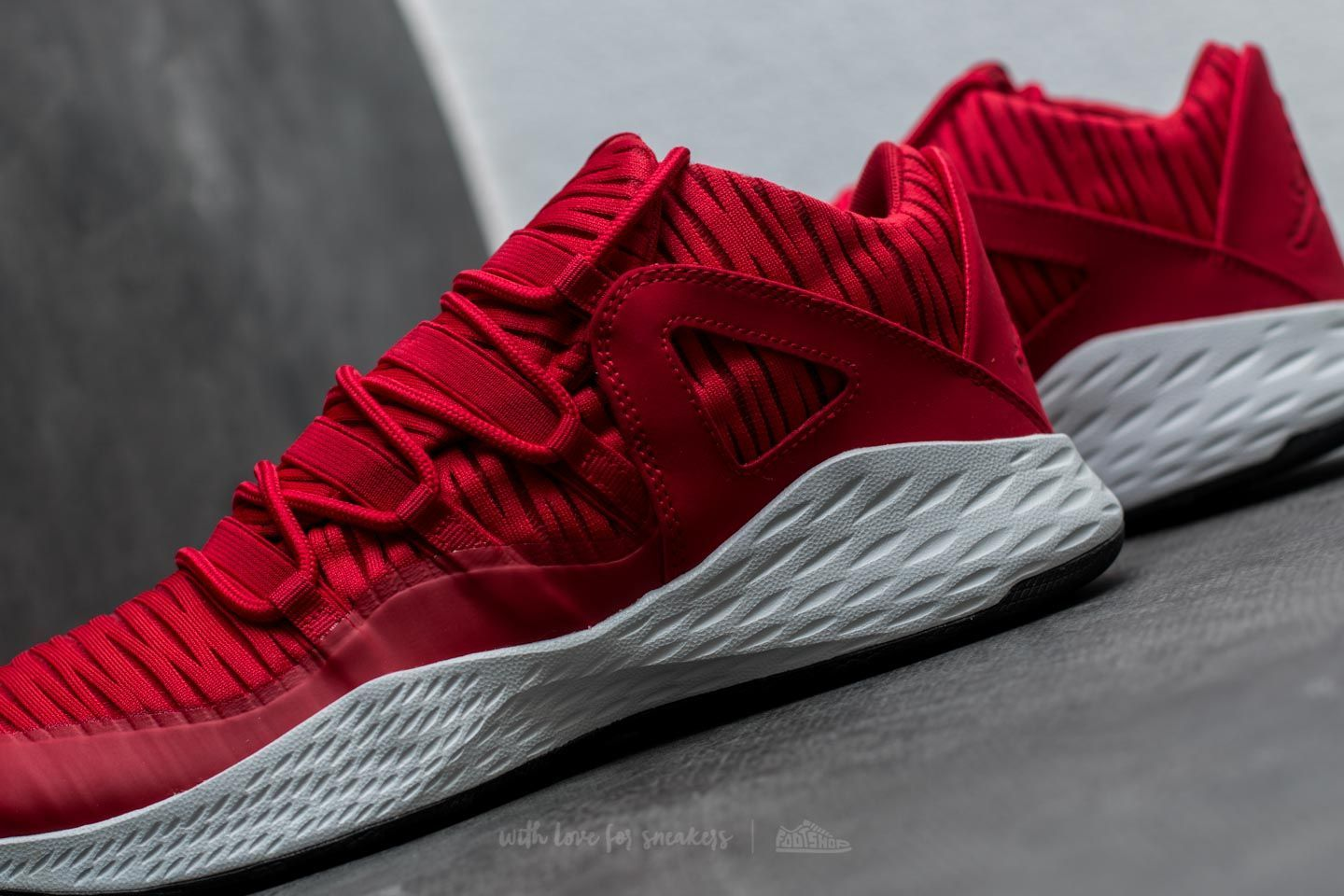 5f2e39791216 Jordan Formula 23 Low Gym Red  Gym Red-Pure Platinum at a great price