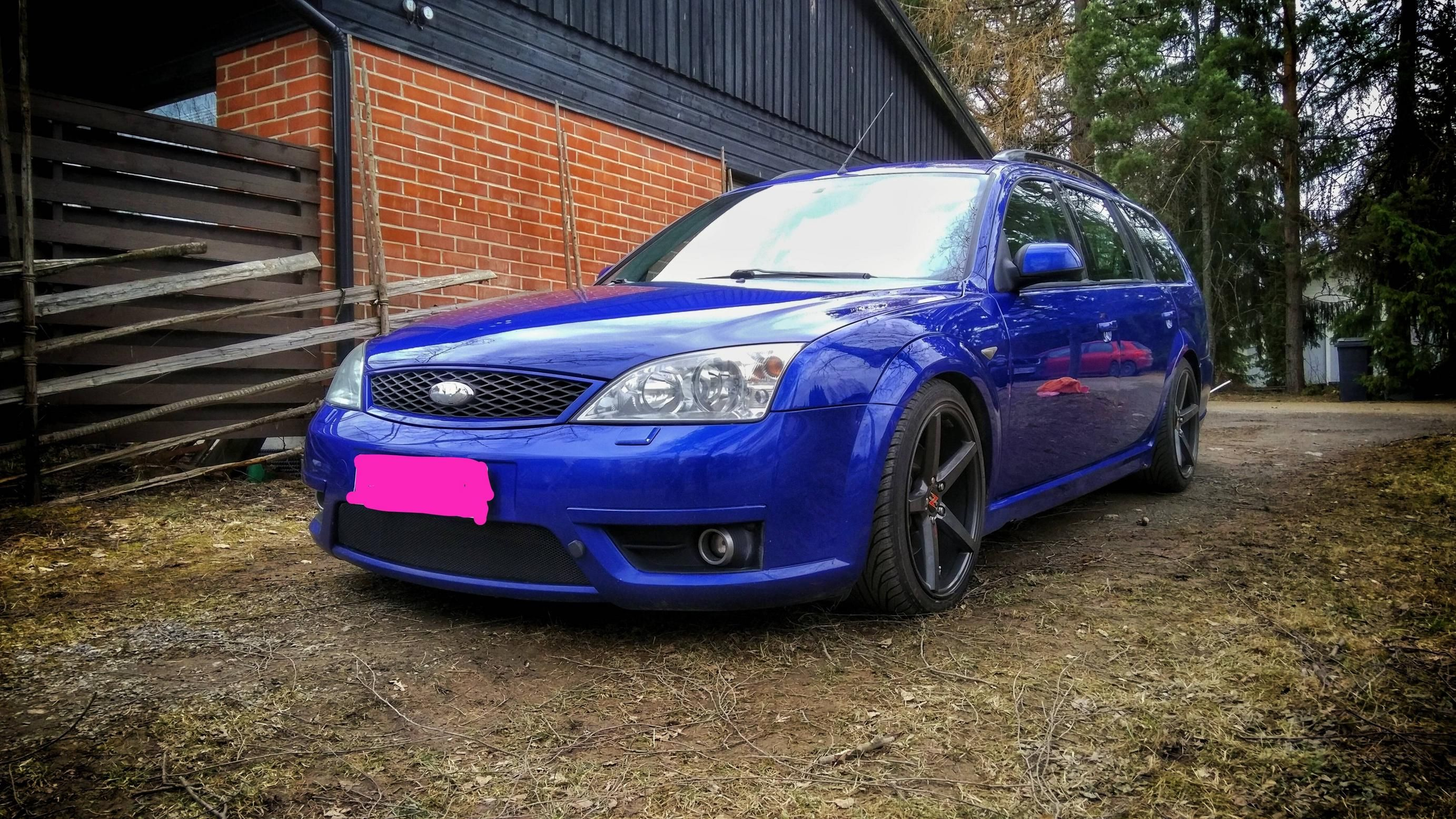 Ford Mondeo Sw Picture Ford Araba