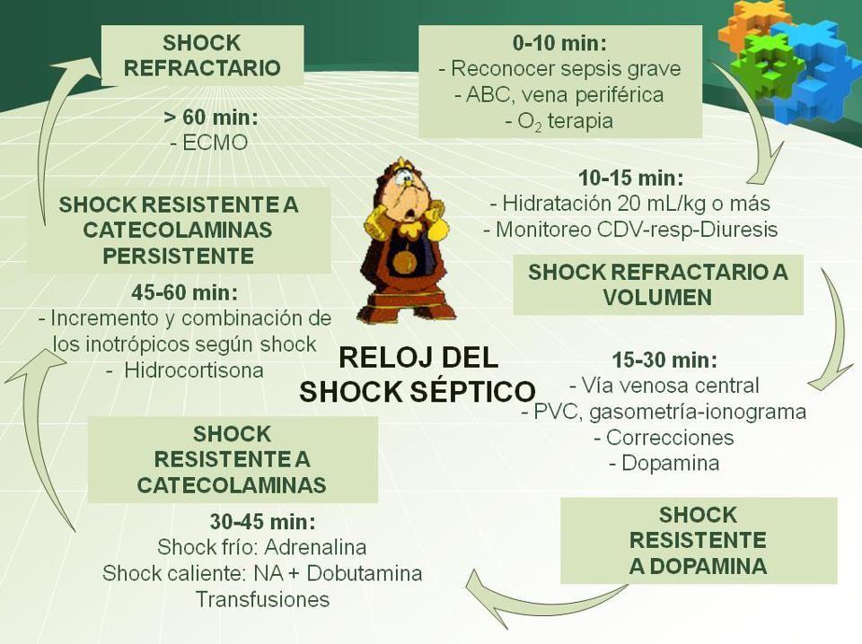 Shock Séptico (con imágenes) Via venosa, Hidratacion