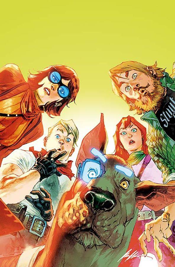 Scooby Doo Comics Wallpaper Scooby Doo Mystery