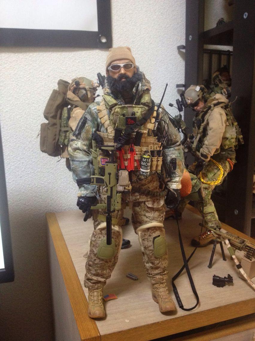 1/6 military diorama | 1/6 diorama (1) | Military diorama ...