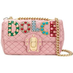 d76daac231 Dolce   Gabbana Lucia quilted shoulder bag