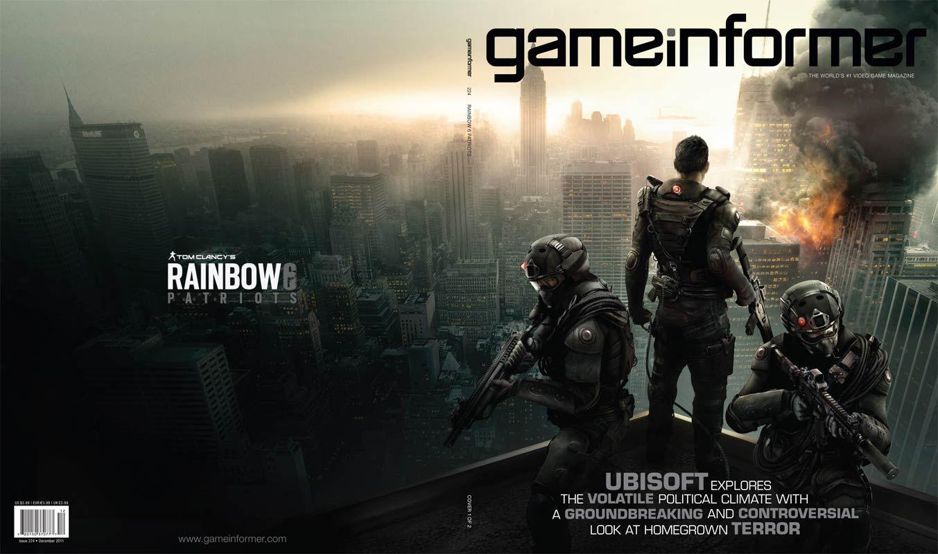 Issue 224 Rainow 6 Patriots Skyline Video game news