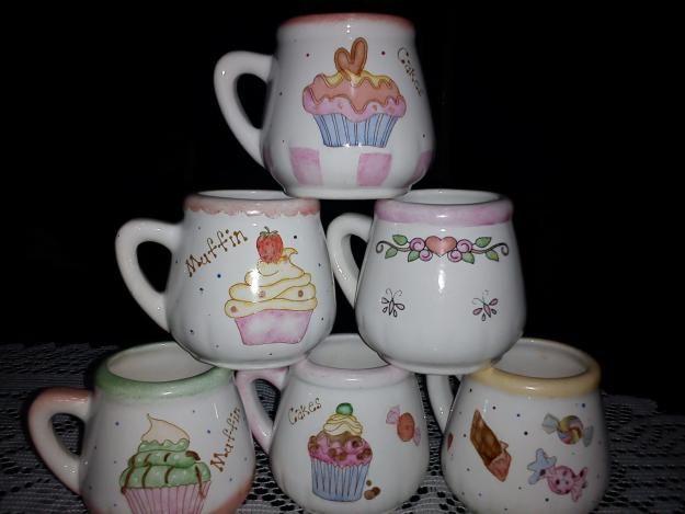 Pintura Sobre Ceramica Imagui