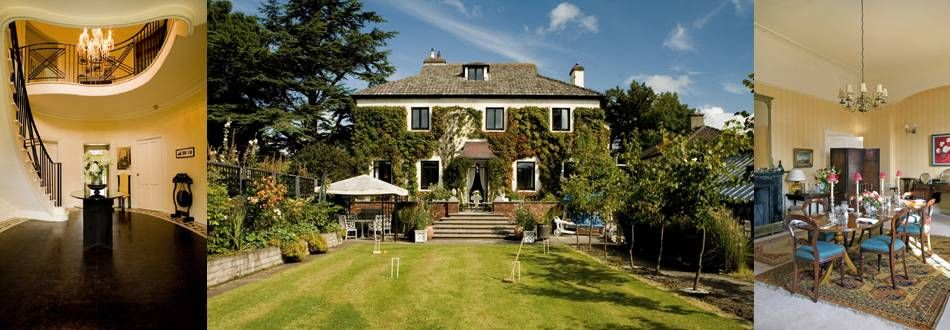 I Am In Love With This House Mostly The Exterior Manor House Hotel Country House Hotels Ireland Homes