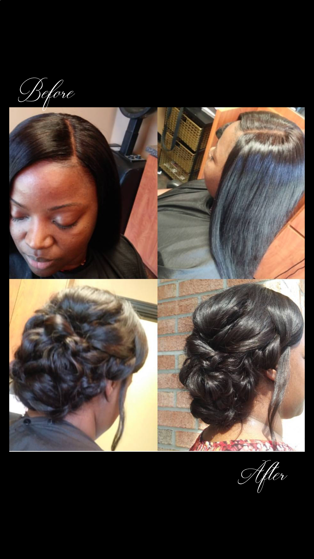 Bridal Hair Jaxsalon Jaxhairstylist