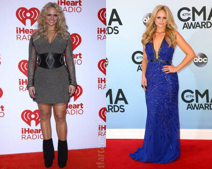 Miranda Lambert Before And After