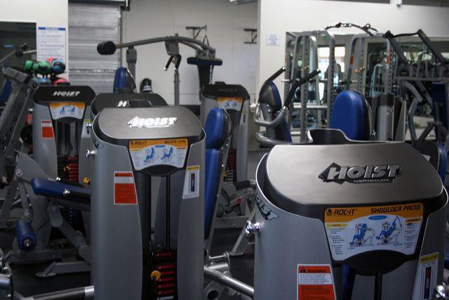 Barona Hoist Fitness Installation Stationary Bike