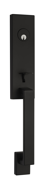 exterior door hardware alternative to emtek london handleset