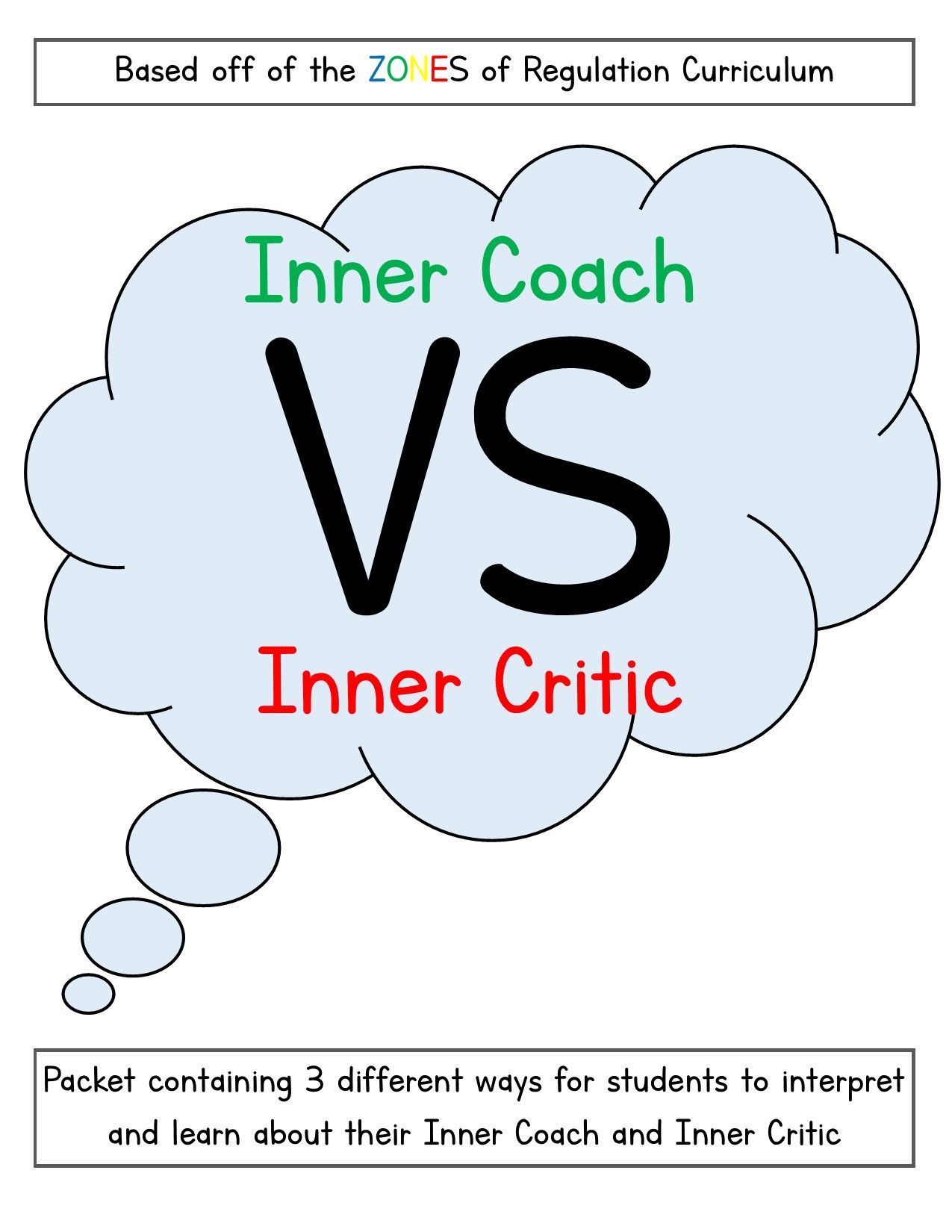 Help Students Sort Their Inner Coach And Inner Critic