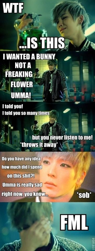 I could totally imagine that for Zelo :D BAP and New MV Rain Sound :3 IT'S TOO BEAUTIFUL!!