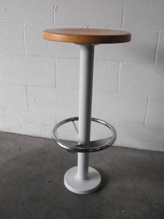 Friso Kramer Style Floor Mount Bar Stool Design Bar