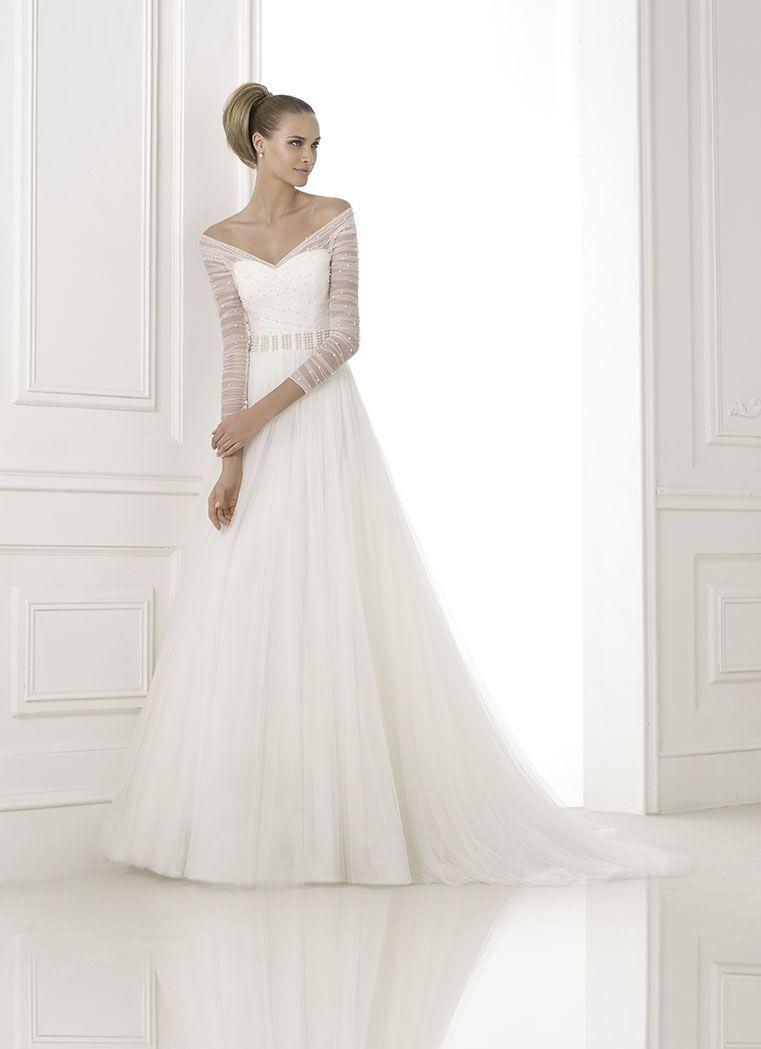 Boesckens in Erkelenz führt Pronovias Brautkleider | Hochzeitskleid ...
